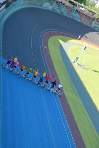 レース写真